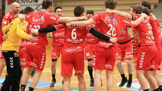 Bärnbach und Schwaz erzwingen dritte Spiele