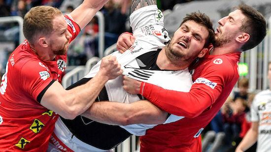 Hard trifft im Europacup auf Tobias Wagner und Co.