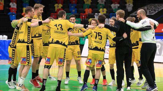 Bregenz fixiert Rang 1 in Qualifikationsrunde