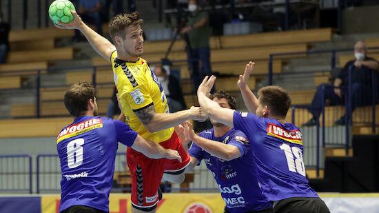 Krems und Fivers siegen zum Viertelfinal-Auftakt