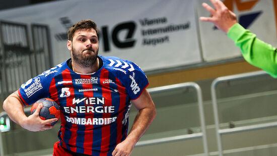ÖHB-Cup-Finale wird zu Wiener Derby