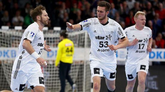 Nikola Bilyk mit THW Kiel deutscher Cup-Sieger