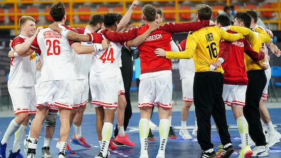 Endspiel um die EURO: ÖHB-Team frohen Mutes