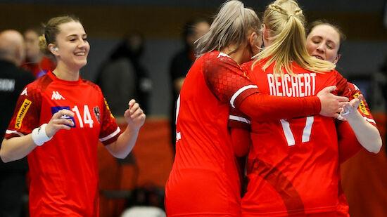 ÖHB-Frauen fahren zur Handball-WM 2021!