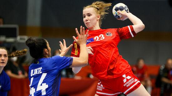 ÖHB-Frauen im WM-Playoff gegen Polen