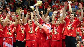 Handball-WM im Schatten von Corona und Pyramiden