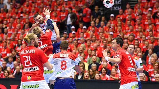 Das sind die Hauptrunden-Gruppen der Handball-WM