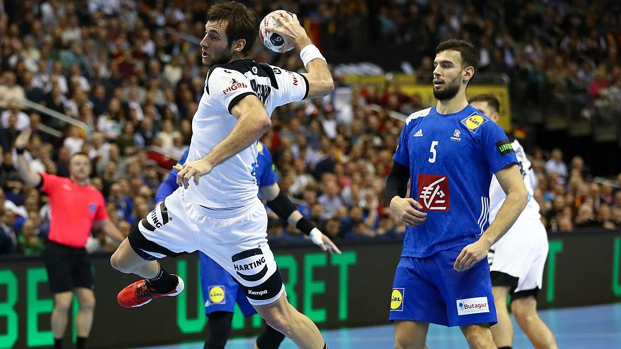Handball Frankreich Tabelle