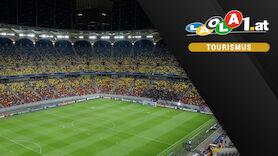 Eine Spieltags-Tour durch Bukarest