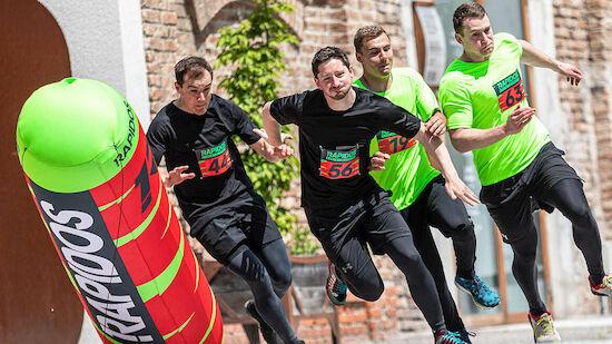 Rapidos Sprint-Cross: Neues Lauf-Event am Start
