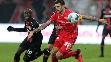 Wett-Tipps: Leverkusen vs. Union