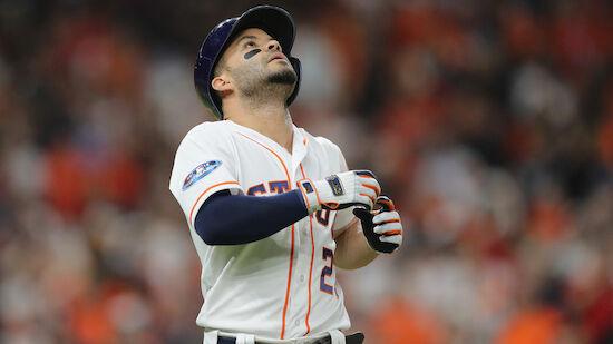 Astros verpassen die World Series