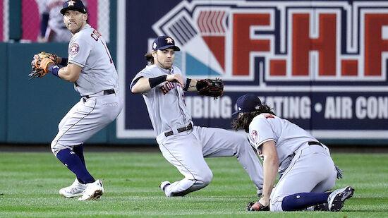 Baseball: Houston verkürzt in der World Series