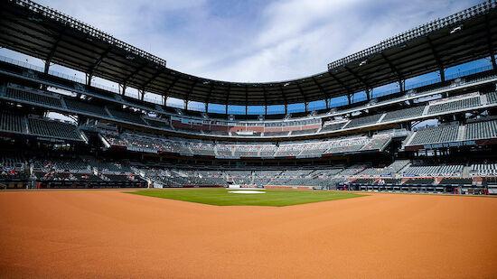 MLB mit Protest-Aktion gegen Wahlgesetz