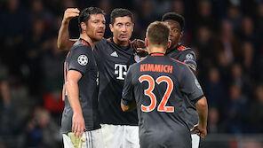 Bayern-Aufstieg mit Alaba-Assist