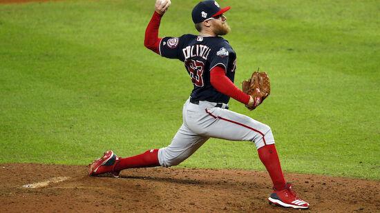 World Series: Nationals erzwingen Spiel 7