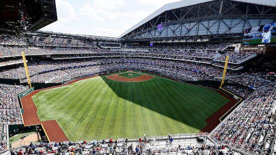 Volles Stadion: 38.000 Fans bei MLB-Spiel