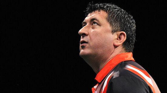 UK Open: Suljovic scheitert an van Gerwen