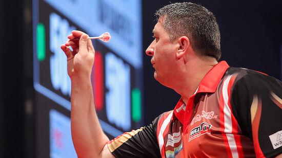 Österreich startet mit Sieg in Darts-Team-WM