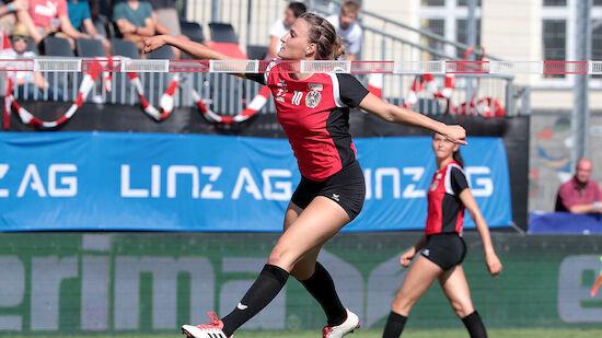 Faustball-Frauen stehen im WM-Finale