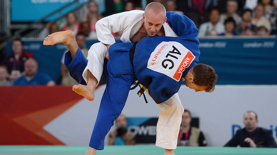 Kampfverweigerung: Judoka zehn Jahre gesperrt