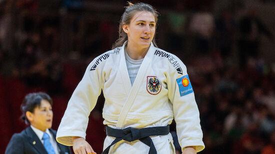 Michaela Polleres holt WM-Bronze in Budapest