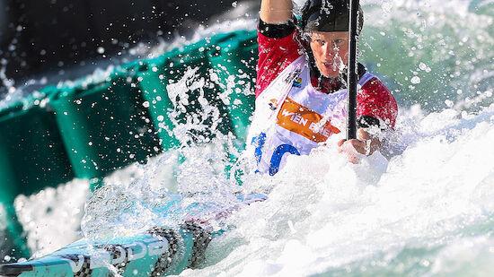 EM-Gold für Corinna Kuhnle im Kajak-Slalom