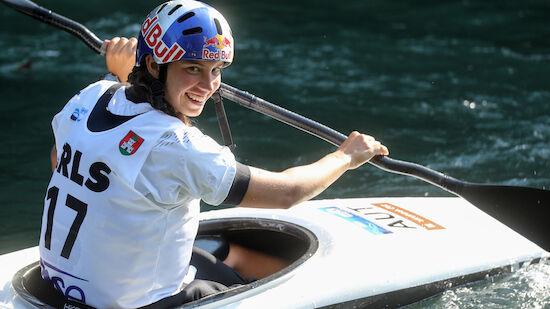 Österreichs Olympiaticket im Kajak vergeben