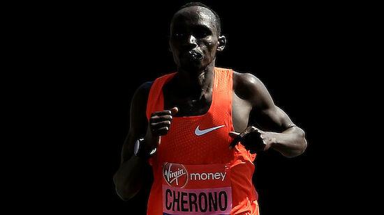 Krimi beim Boston-Marathon: Sieg für Cherono