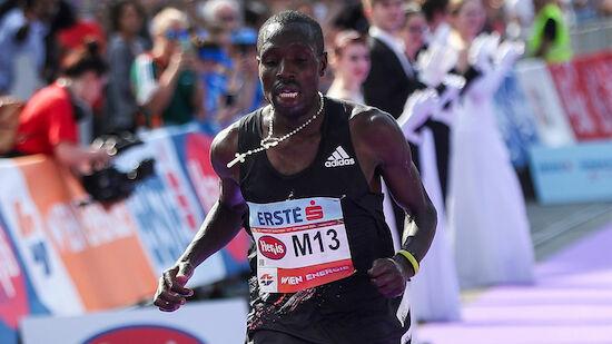 Kenianische Siege beim Wien-Marathon