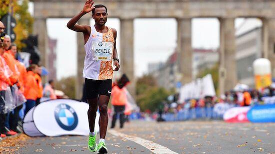 Zwei Sekunden! Marathon-Weltrekord verpasst