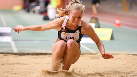 Siebenkämpferin Lagger verpasst Olympia-Ticket