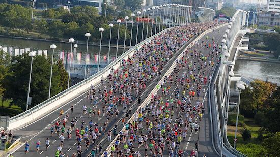 Nächste Auflage des Vienna City Marathons fixiert