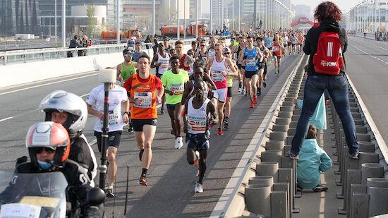 Wien-Marathon: Fällt der Streckenrekord?