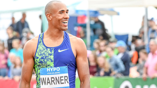 100m-Weltrekord bei Zehnkampf in Götzis