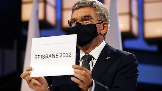 Olympische Spiele finden 2032 in Brisbane statt!
