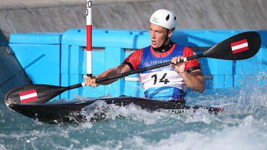 Vierter im Finale - Oschmautz verpasst Medaille