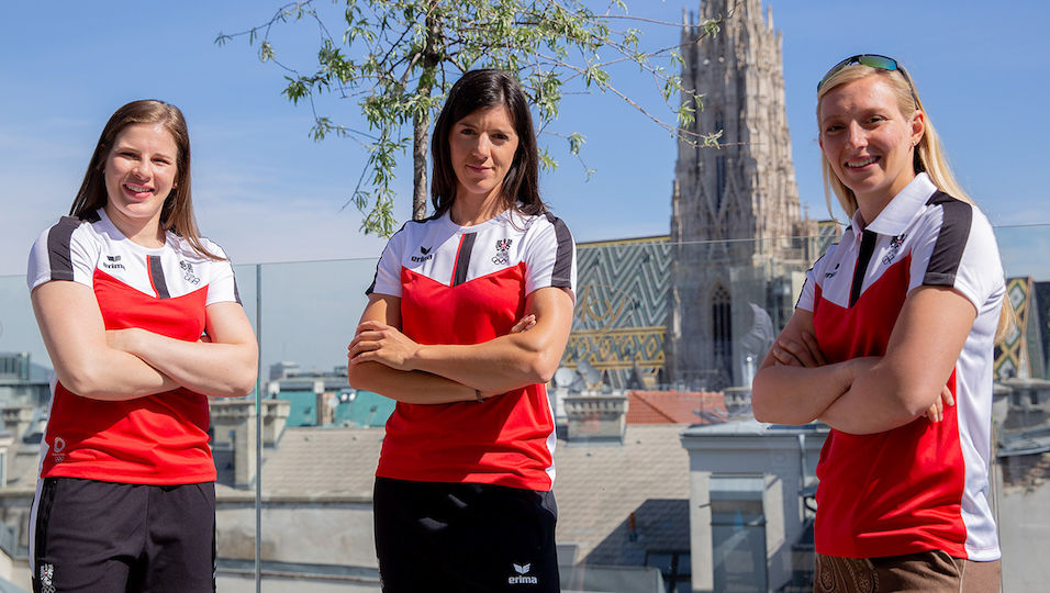 Tokio-Look des ÖOC - so treten Österreichs Athleten auf