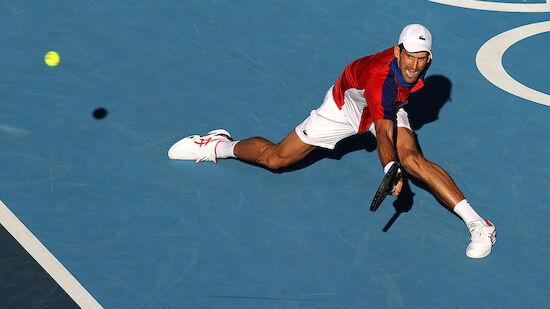 Novak Djokovic verpasst Olympia-Medaille