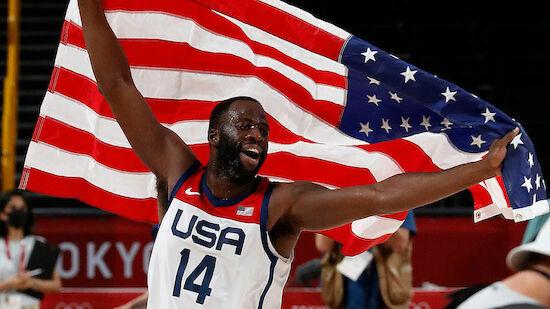 Olympia: Pöltl-Lob für Herausforderer der USA