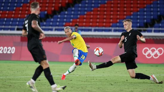 Deutschland wendet Blamage gegen Brasilien ab