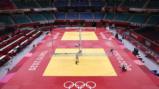 Judo-Weltverband suspendiert Kämpfer