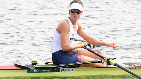 Magdalena Lobnig kämpft sich ins Einer-Finale