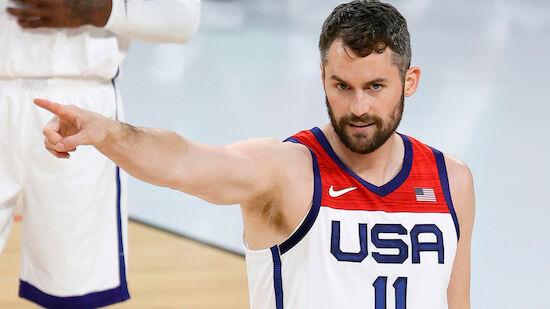 Nächster Ausfall im US-Basketball-Team