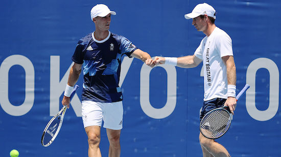 Murray und Salisbury werfen Nummer-2-Duo raus