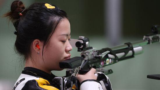 1. Olympia-Gold geht an China