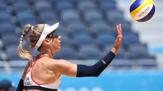 US-Triumph im Beachvolleyball