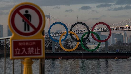 Olympia: Entscheidung über Fans vertagt