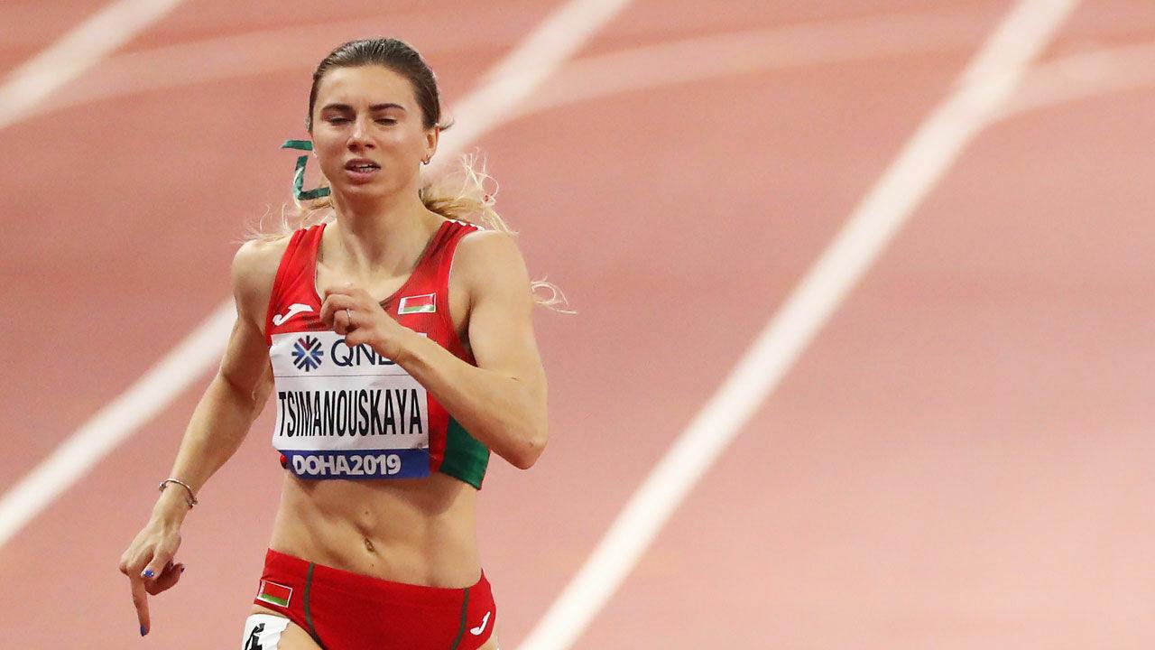 Fall Timanowskaja: Sperre für Belarus gefordert