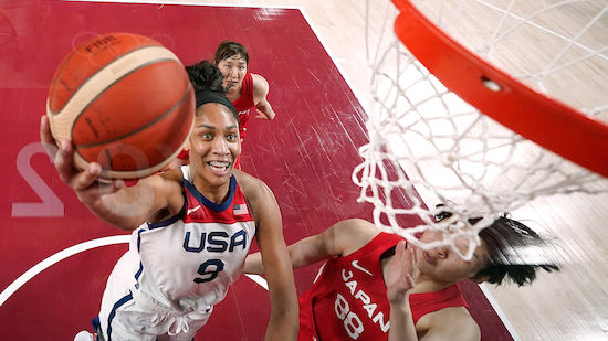 US-Basketball-Damen setzen Serie fort